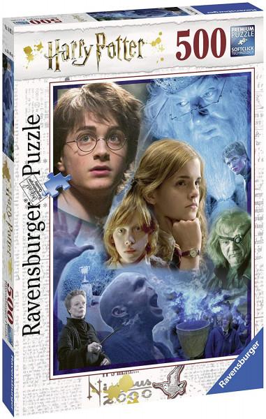 Ravensburger Puzzle - Harry Potter in Hogwarts 500 Teile