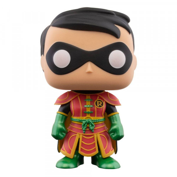Funko POP! Heroes - DC Imperial Palace: Robin (Chase möglich)