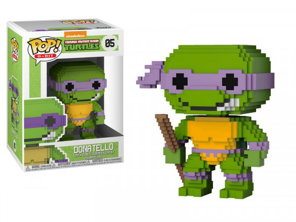 Funko POP! Animation - Teenage Mutant Ninja Turtles: Donatello 8-Bit