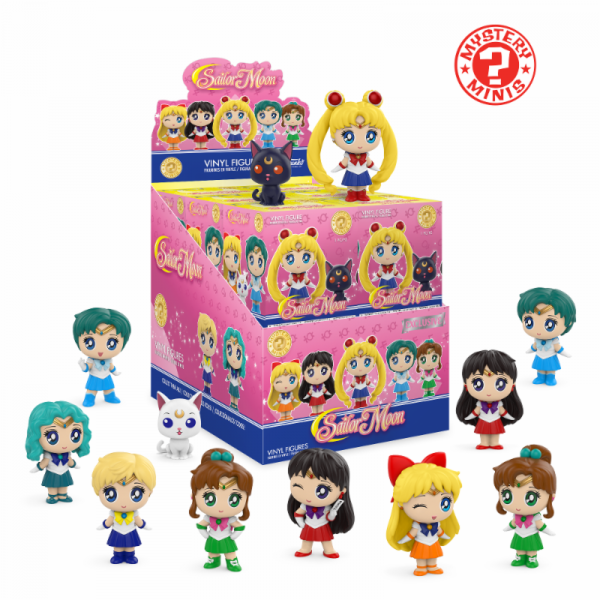 Funko Mystery Minis - Sailor Moon Series 1