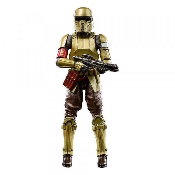Hasbro - Star Wars The Mandalorian Black Series Carbonized Actionfigur 2021: Shoretrooper