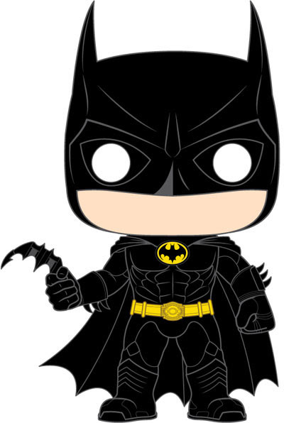Funko POP! Heroes - Batman 80th: Batman (1989)