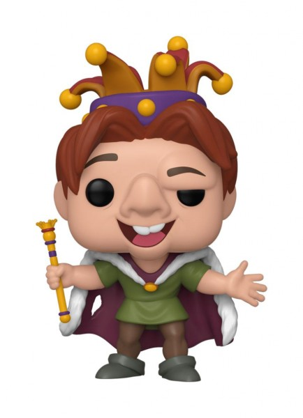Funko POP! Disney - Der Glöckner von Notre Dame: Quasimodo - Fool