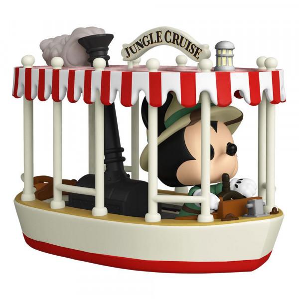 Funko POP! Disney - Jungle Cruise: Skipper Mickey w/Boat