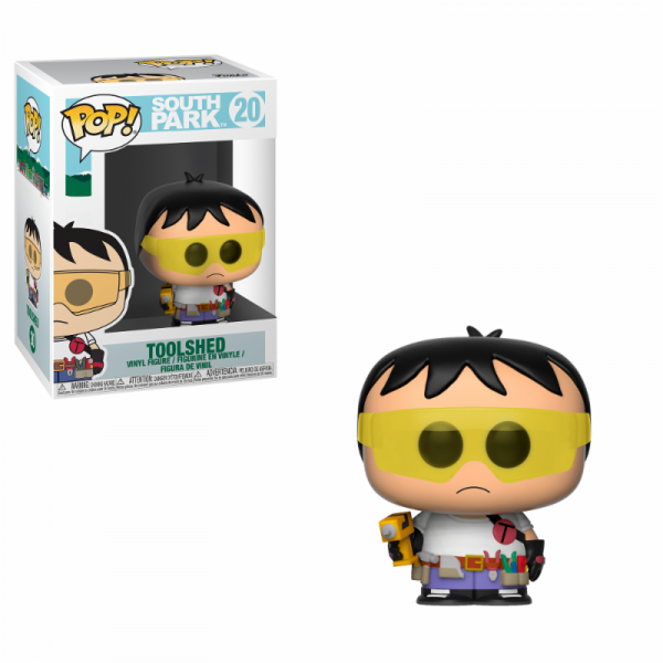 Funko POP! TV - South Park: Toolshed