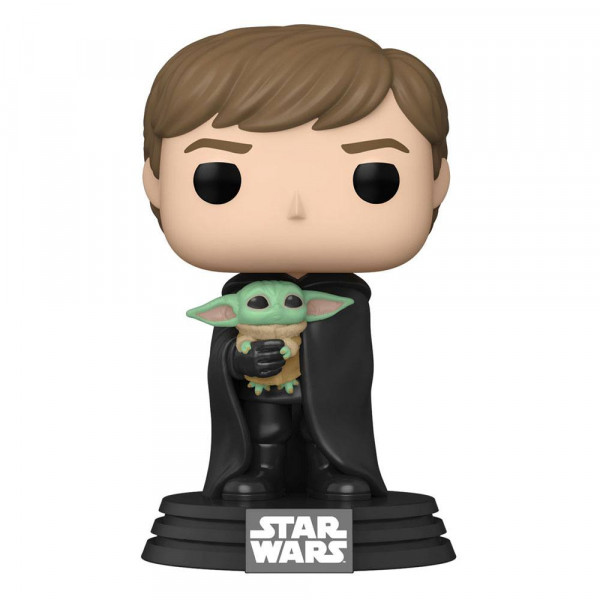 Funko POP! Star Wars - The Mandalorian: Luke w/Child
