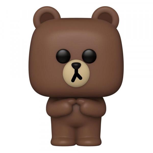 Funko POP! Animation - Line Friends: Brown
