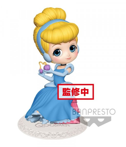 Banpresto - Q Posket Disney - Cinderella Normal Color Ver.