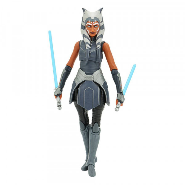 Hasbro - Star Wars The Clone Wars Black Series: Actionfigur 2020 Ahsoka Walmart Excl