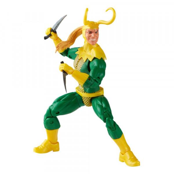 Hasbro - Marvel Legends Retro Collection Actionfigur 2022: Loki