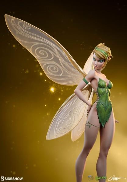 Sideshow - Fairytale Fantasies - Peter Pan: Tinkerbell Statue