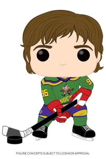 Funko POP! Disney - Mighty Ducks: Charlie Conway