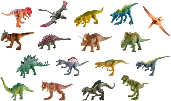 Mattel - Jurassic World: Mini Action Dinos Blindbags