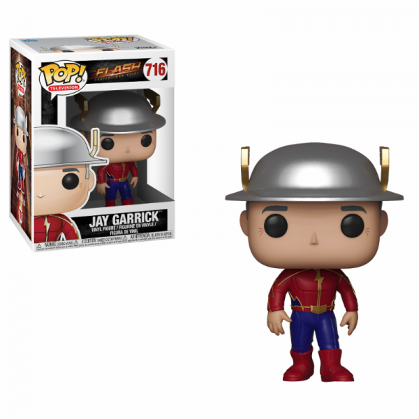 Funko POP! TV - The Flash: Jay Garrick
