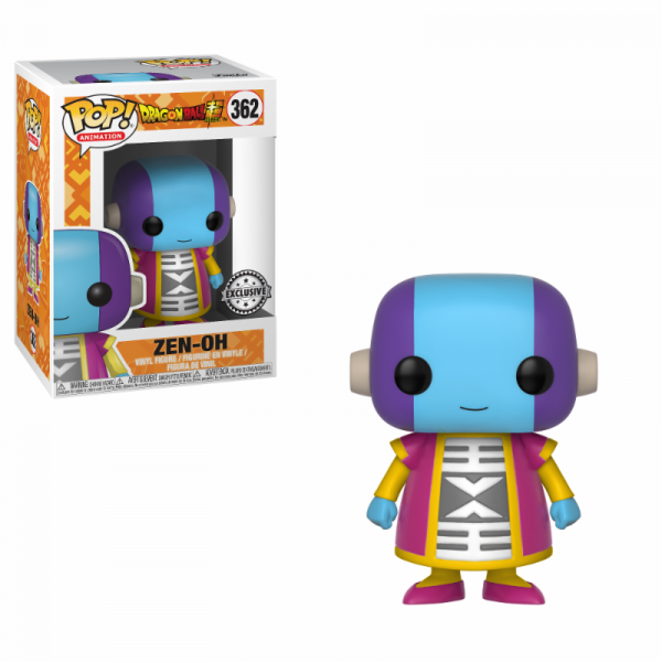 Funko POP! Animation - Dragonball Super: Zen-Oh