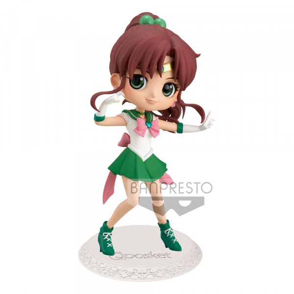 Banpresto - Sailor Moon Eternal The Movie Q-Posket: Sailor Jupiter Ver. A