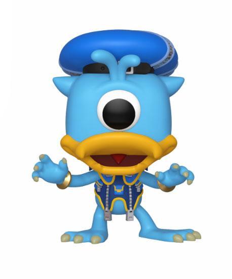 Funko POP! Games - Kingdom Hearts 3: Donald (Monster's Inc.)