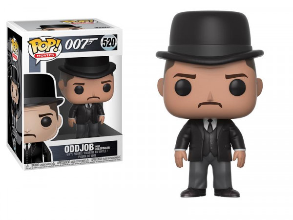 Funko POP! Movies - James Bond: Oddjob