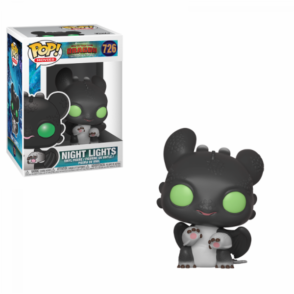 Funko POP! Movies - HTTYD3: Night Lights 1