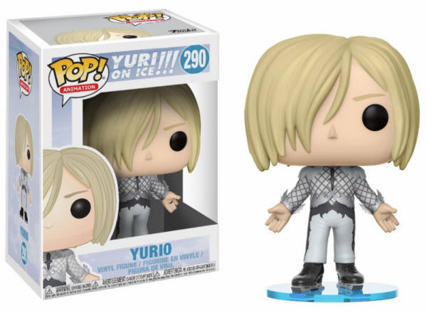 Funko POP! Animation - Yuri!! On Ice: Yurio