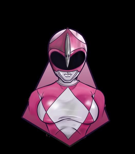 Lootgear - Cult: Pink Fighter T-Shirt