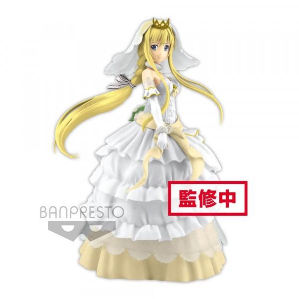 Banpresto - Sword Art Online Code Register EXQ PVC Statue Wedding Alice 21 cm