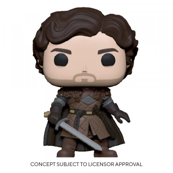 Funko POP! Game of Thrones: Robb Stark w/Sword