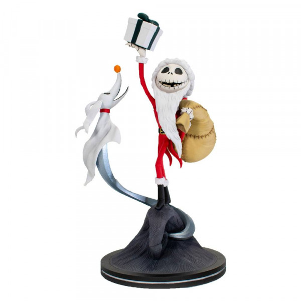 QMX - Nightmare Before Christmas Q-Fig Elite: Sandy Claws