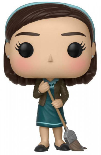 Funko POP! Movies - Shape of Water: Elisa with Broom