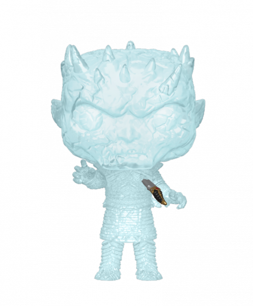 Funko POP! Game of Thrones: Crystal Night King w/Dagger in Chest