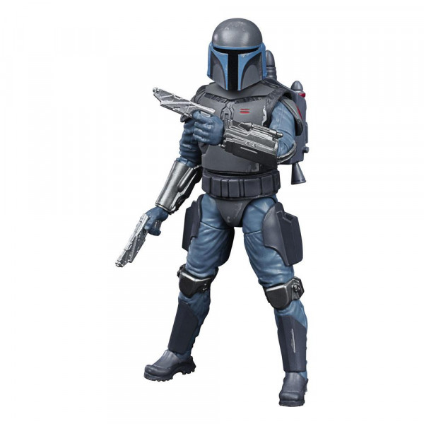 Hasbro - Star Wars The Clone Wars Black Series: Actionfigur 2020 Mandalorian Loyalist Walmart Excl