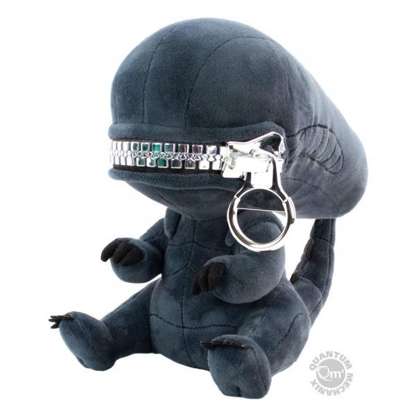 QMX - Alien Zippermouth Plüschfigur: Xenomorph