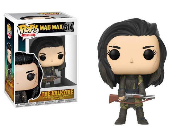 Funko POP! Movies - Mad Max Fury Road: Valkyrie