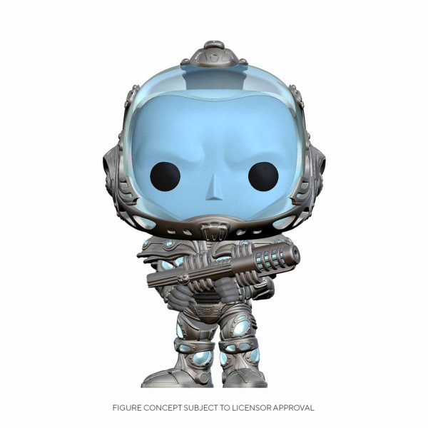 Funko POP! Heroes - Batman & Robin: Mr. Freeze
