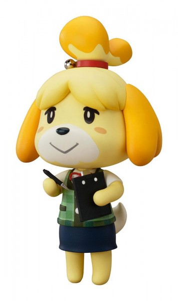 Good Smile Company - Animal Crossing New Leaf: Shizue (Isabelle) Nendoroid