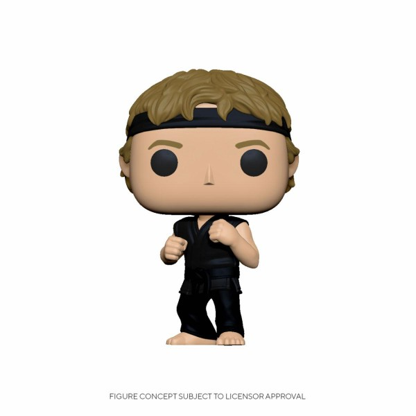 Funko POP! TV - Cobra Kai: Johnny Lawrence