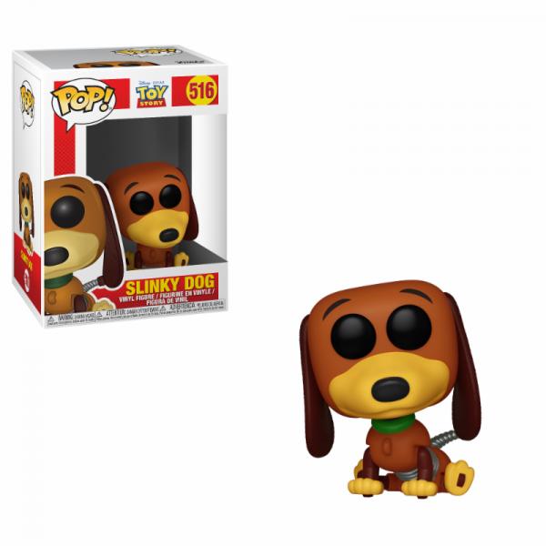 Funko POP! Disney - Toy Story: Slinky Dog