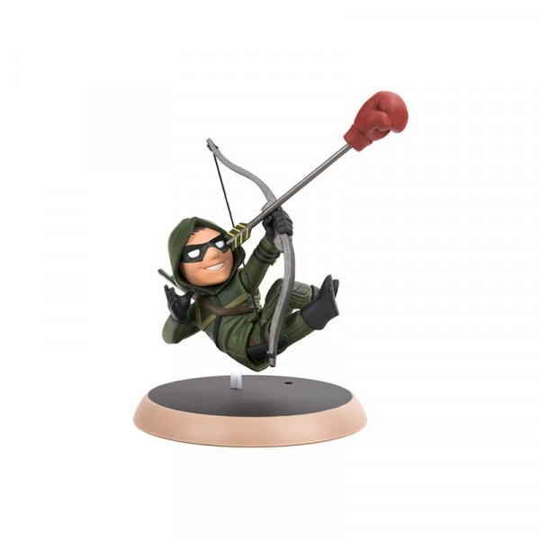 Quantum Mechanix - Q-Fig: Green Arrow