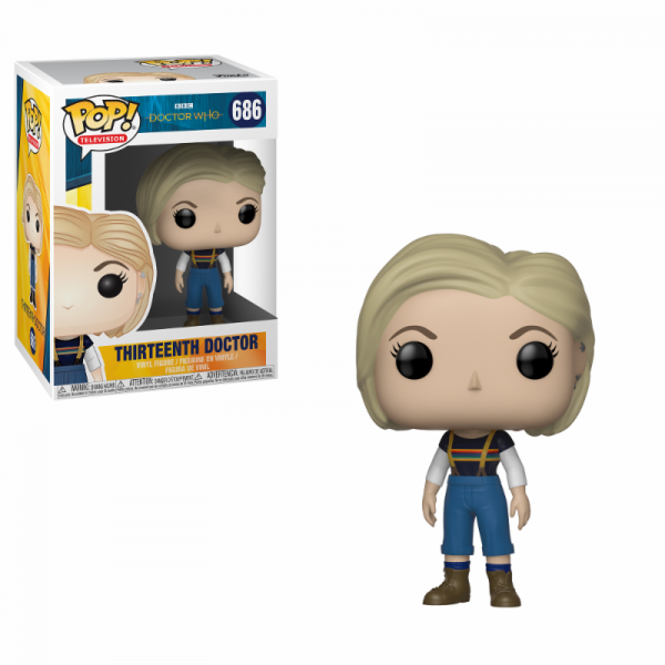 Funko POP! TV - Doctor Who: Thirteenth Doctor