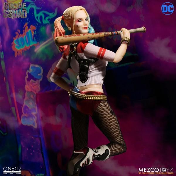 Mezco Toys - Suicide Squad: Harley Quinn (16 cm)