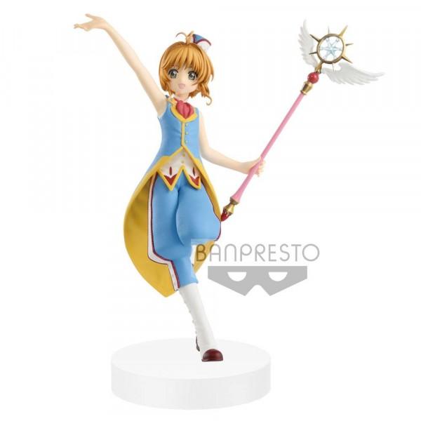 Banpresto - Cardcaptor Sakura Clear Card EXQ PVC Statue Sakura Kinomoto 21 cm