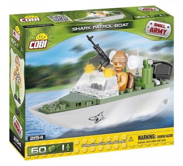 Cobi - Shark Patrol Boat