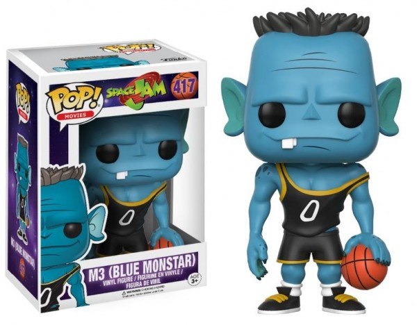 Funko POP! Movies - Space Jam: M3