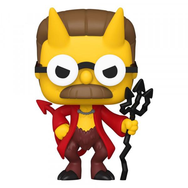 Funko POP! Animation - Simpsons: Devil Flanders